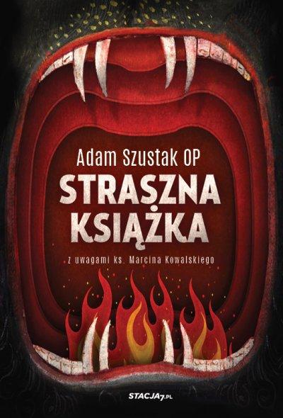 Straszna Książka - okładka książki
