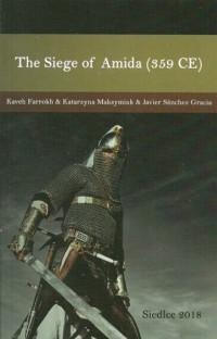 The Siege of Amida (359 CE) - okładka książki