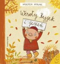 Wesoły Ryjek i jesień - okładka książki