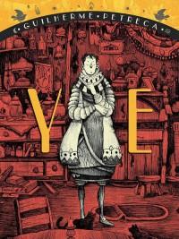 Ye - okładka książki