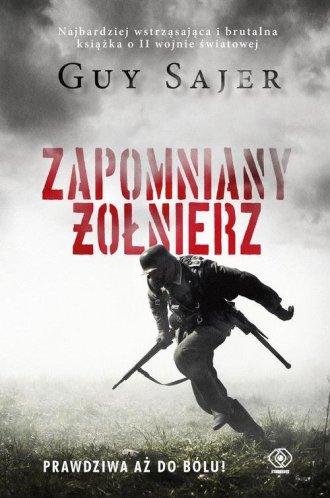 Zapomniany żołnierz - okładka książki