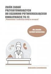 Zbiór zadań przygotowujących do - okładka podręcznika