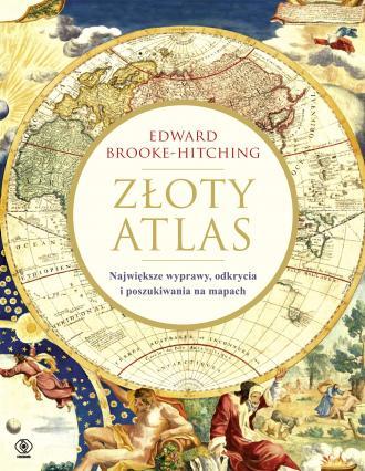 Złoty atlas - okładka książki