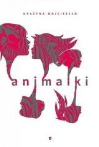 Animalki - okładka książki