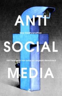 Antisocial Media - okładka książki