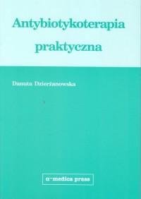Antybiotykoterapia praktyczna - okładka książki