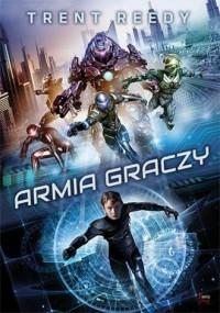 Armia graczy - okładka książki