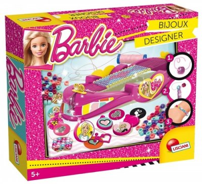 Barbie Bijoux Designer - zdjęcie zabawki, gry