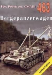 Bergepanserwagen Tank Power Vol. CXCVIII 463 - okładka książki