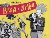 Blixa i Żorżeta - okładka książki
