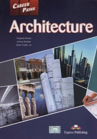 Career Paths Architecture Students - okładka podręcznika