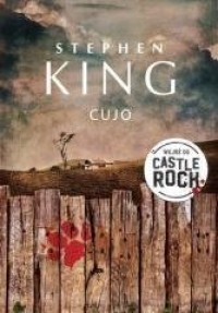Castle Rock. Cujo - okładka książki