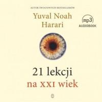 21 lekcji na XXI wiek (CD mp3) - pudełko audiobooku