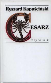 Cesarz - okładka książki