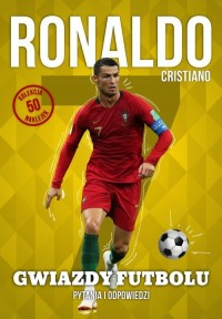 Cristiano Ronaldo - okładka książki