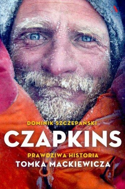 Czapkins. Prawdziwa historia Tomka - okładka książki