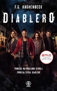 Diablero - okładka książki
