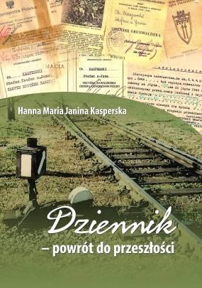 Dziennik - powrót do przeszłości - okładka książki