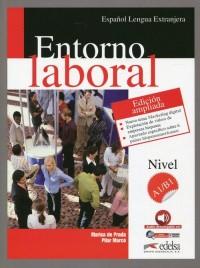 Entorno laboral A1/B1. Podręcznik (wersja rozszerzona) - okładka podręcznika