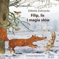 Filip lis i magia słów - okładka książki
