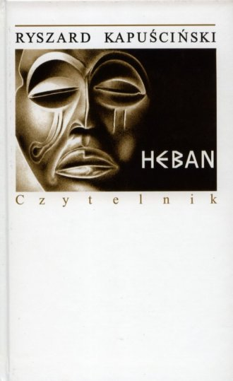 Heban - okładka książki