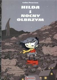 Hilda i Nocny Olbrzym - okładka książki