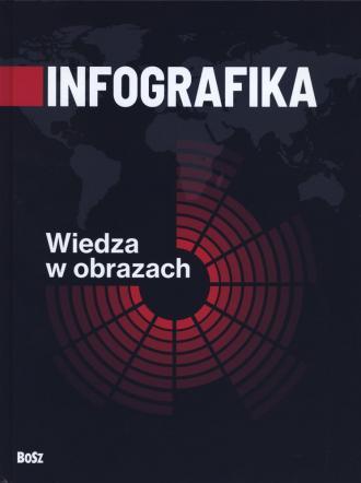 Infografika. Wiedza w obrazach - okładka książki