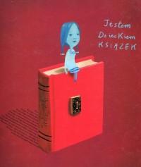 Jestem dzieckiem książek - okładka książki