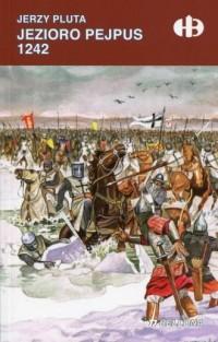 Jezioro Pejpus 1242 - okładka książki
