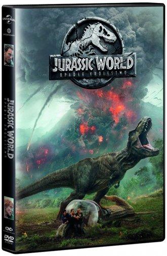 Jurassic World. Upadłe Królestwo - okładka filmu