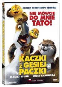 Kaczki z Gęsiej Paczki - okładka filmu
