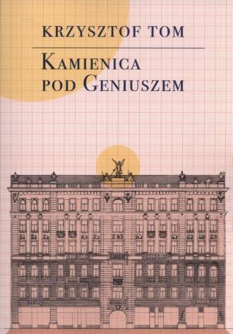 Kamienica Pod Geniuszem - okładka książki