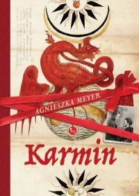 Karmin - okładka książki