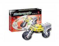 Klocki konstrukcyjne motocykl 40 elementów - zdjęcie zabawki, gry