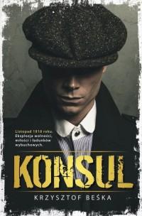 Konsul - okładka książki