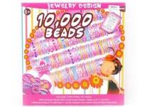 Koraliki 10 000 elementów - zdjęcie zabawki, gry