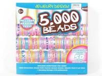 Koraliki 5 000 elementów - zdjęcie zabawki, gry