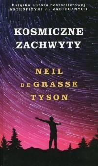 Kosmiczne zachwyty - okładka książki