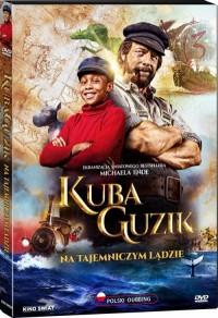 Kuba Guzik na Tajemniczym Lądzie - okładka filmu