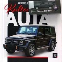 Kultowe Auta T.20. Mercedes Benz G-Class - okładka książki