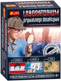 Laboratorium prywatnego detektywa - zdjęcie zabawki, gry