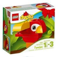 LEGO Duplo. Moja pierwsza papuga - zdjęcie zabawki, gry