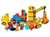 LEGO Duplo. Wielka budowa - zdjęcie zabawki, gry