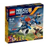 LEGO Nexo Knights. Myśliwiec V2 - zdjęcie zabawki, gry