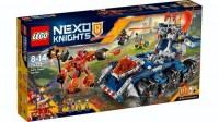 LEGO Nexo Knights. Pojazd Axla - zdjęcie zabawki, gry