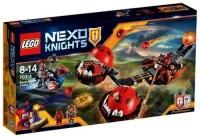 LEGO Nexo Knights. Rydwan Władcy - zdjęcie zabawki, gry