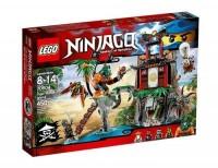 LEGO Ninjago. Wyspa Tygrysiej Wdowy - zdjęcie zabawki, gry