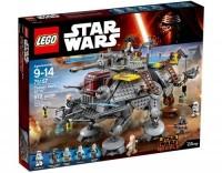 LEGO Star Wars AT-TE kapitana Rexa - zdjęcie zabawki, gry