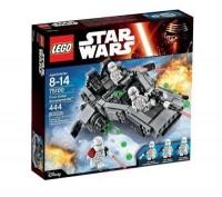 LEGO Star Wars. First Order Snowspeeder - zdjęcie zabawki, gry