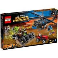 LEGO Super Heroes. Batman Strach na wróble - zdjęcie zabawki, gry